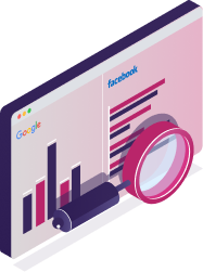 Businesses that need measurement and optimization of conversion rate of Google and Facebook ads.