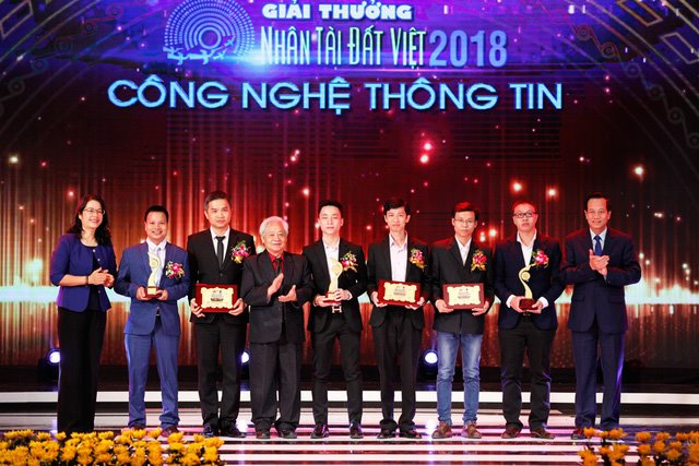 Novaon AutoAds won the Vietnam Talents 2018