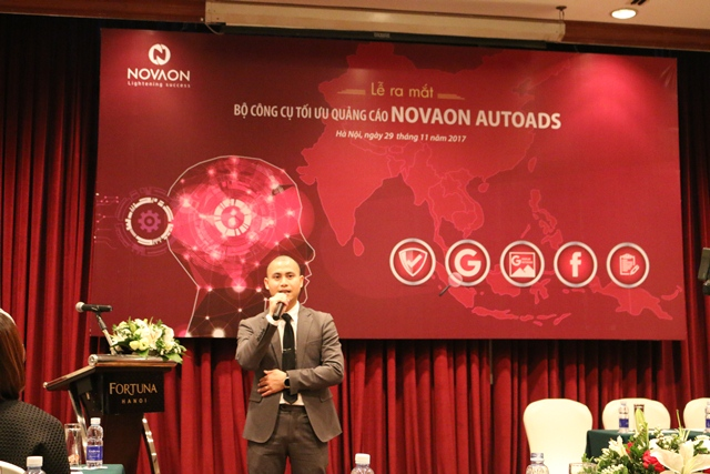 Launching of Novaon AutoAds ad optimization product
